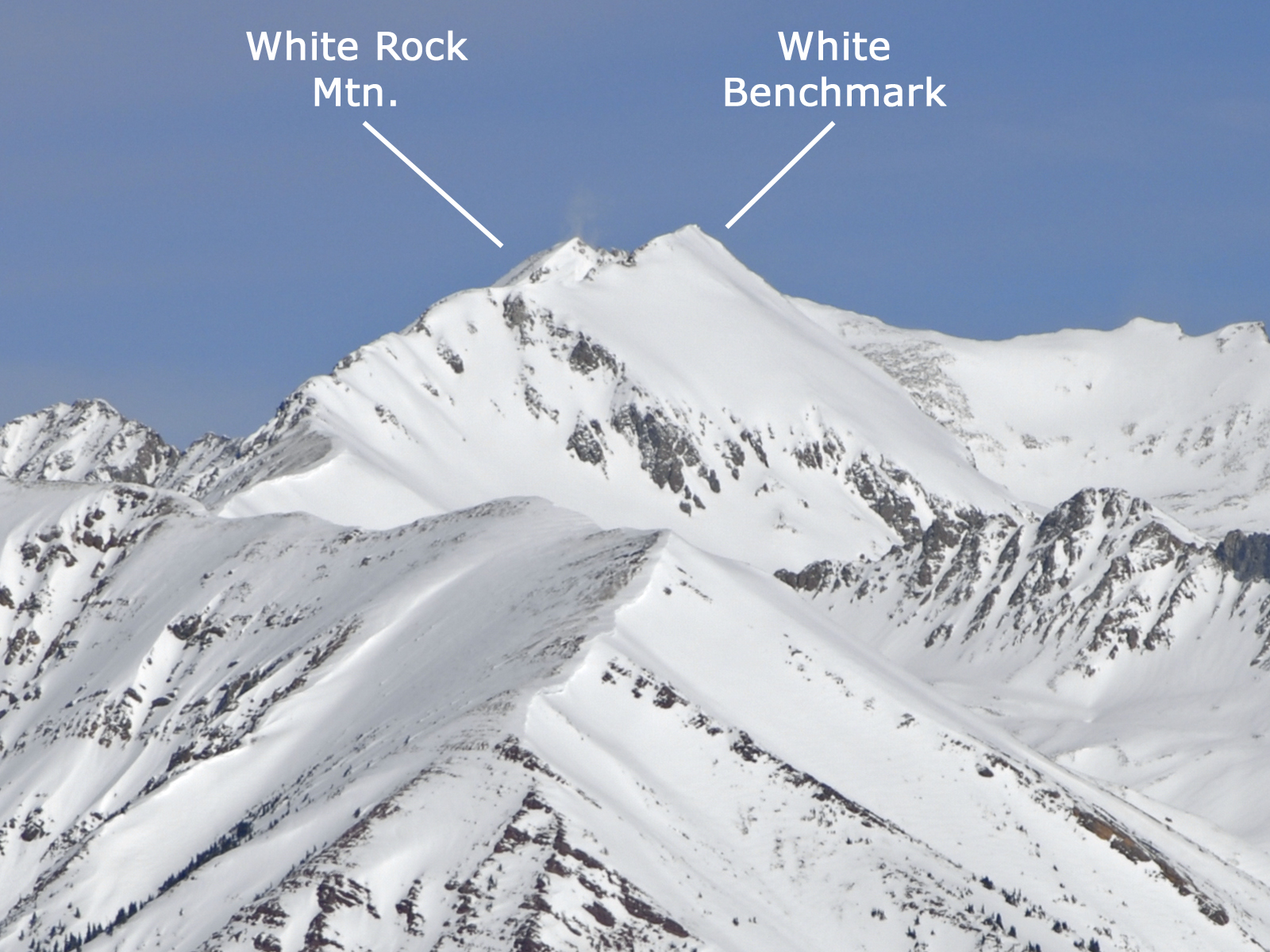 White Rock Mountain