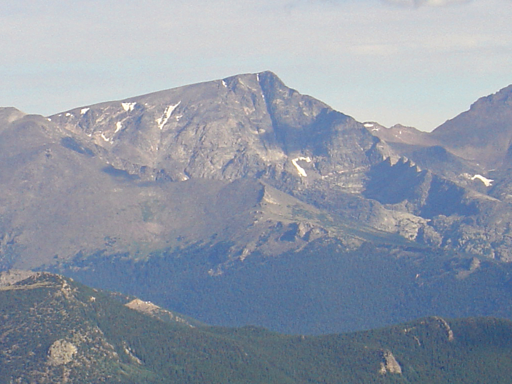 Ypsilon Mountain