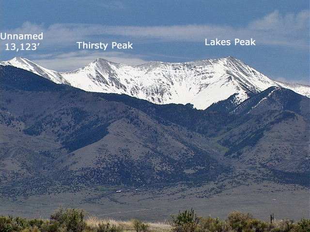 Thirsty Peak