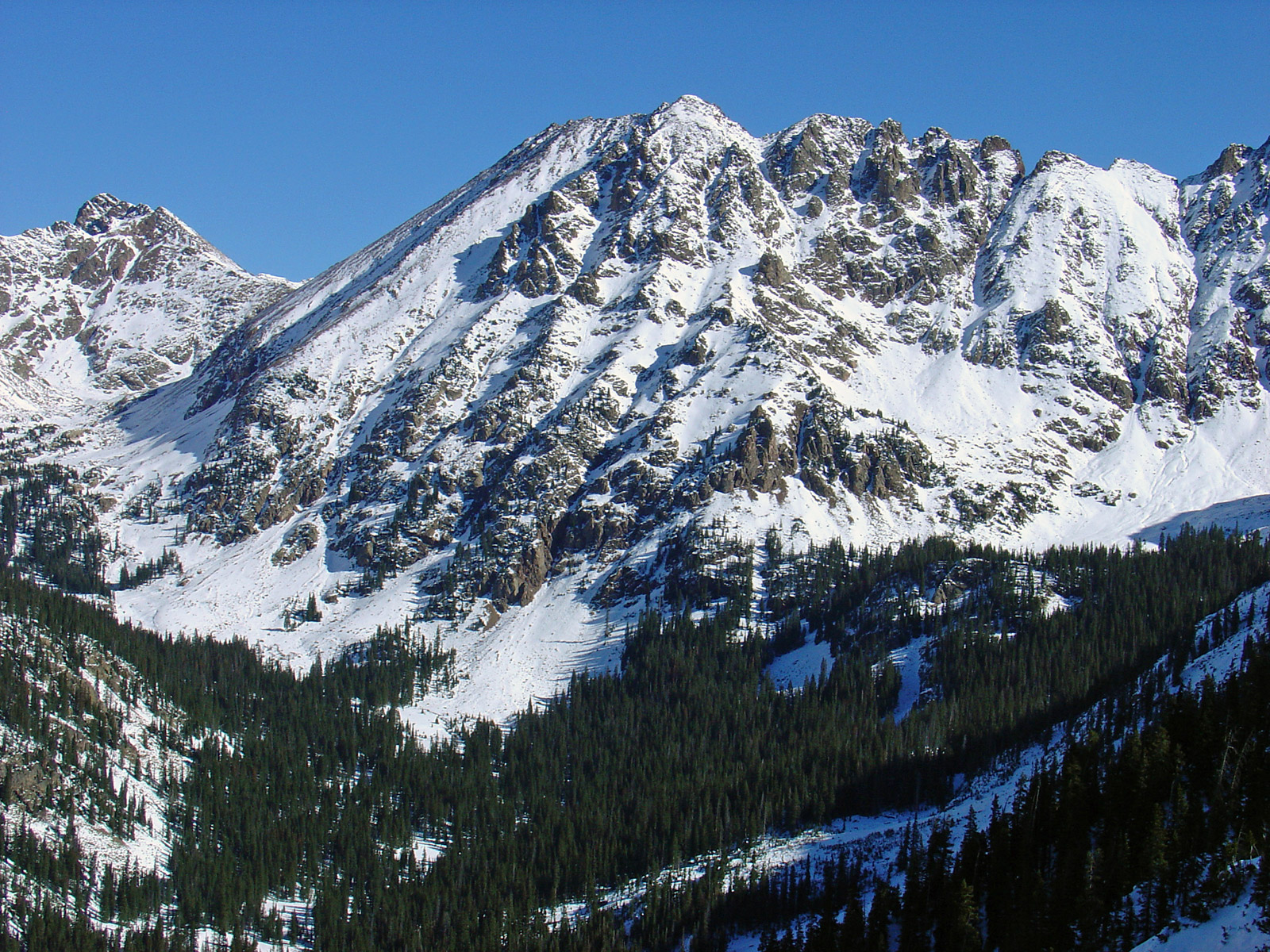 """North Traverse Peak"""