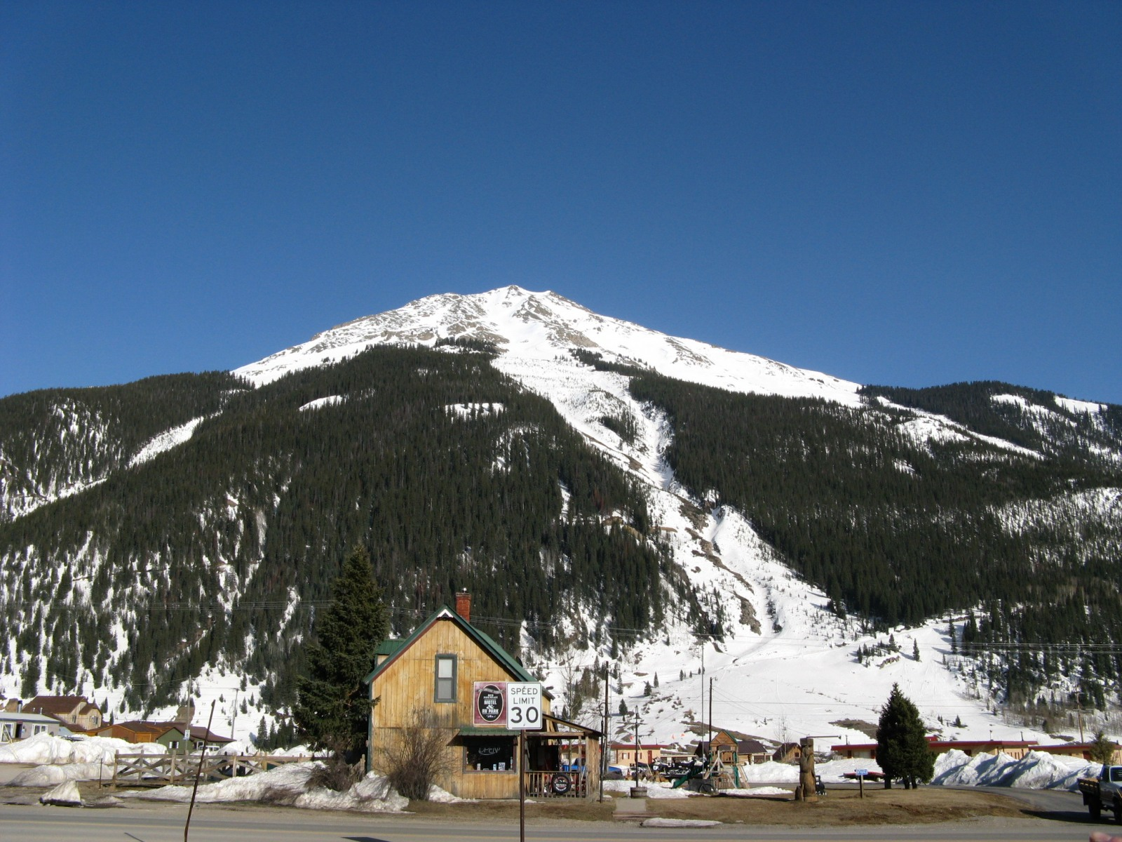 "Kendall BM from ""downtown"" Silverton"