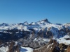 #9) Wetterhorn, Uncompahgre, and numerous 13ers from Crystal Peak.