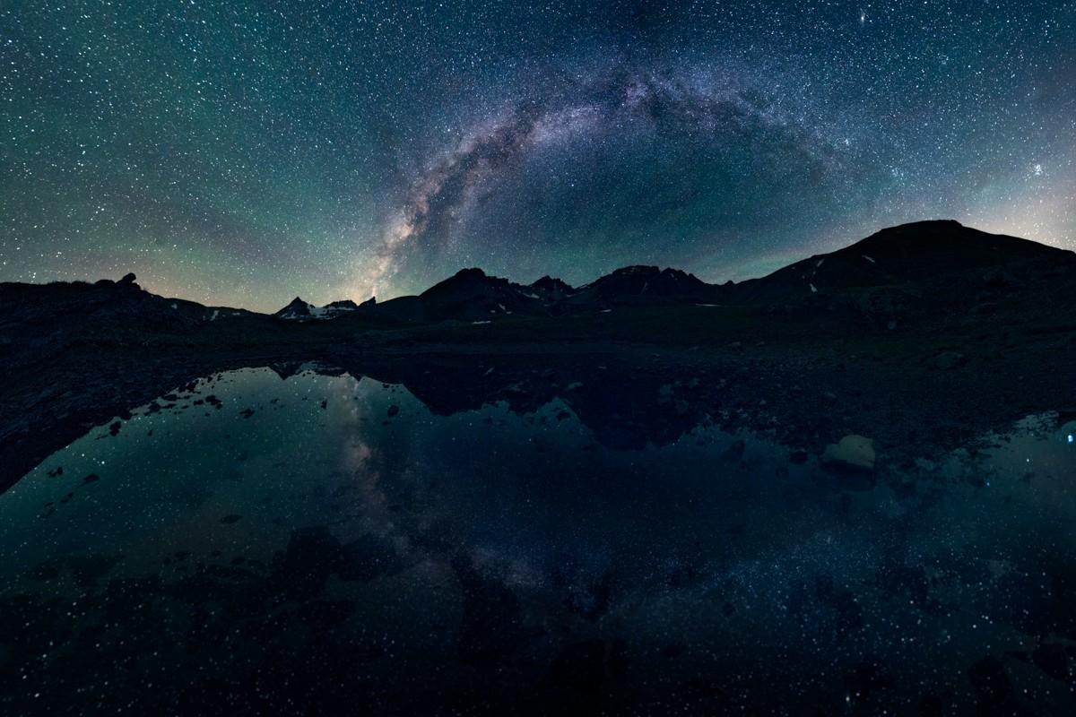 Night in Ice Lakes Basin- Photo by Matt Payne