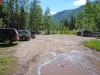 Trailhead: Snowmass Creek