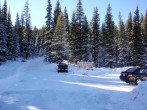 The trailhead (Added by: BillMiddlebrook on 2012-01-11)