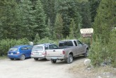 Start of the trail to Missouri Lakes (Added by: BillMiddlebrook on 2012-07-02)