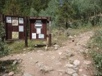 The kiosk at the start of the trail (Added by: BillMiddlebrook on 2012-07-19)