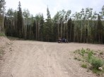Trailhead parking area (Added by: BillMiddlebrook on 2014-07-18)