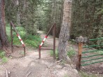 Start of the trail (Added by: BillMiddlebrook on 2014-07-18)